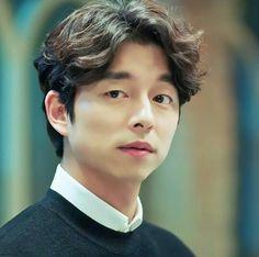 "Gong Yoo as Kim Shin in ""Goblin"" Park Hae Jin, Park Seo Joon, Hot Korean Guys, Korean Men, Bella Swan, Asian Actors, Korean Actors, Goblin The Lonely And Great God, Goblin Korean Drama"