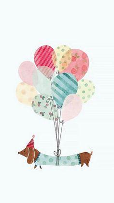 Winnie ballons