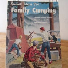 Sunset Magazine camping