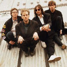R.E.M. in 1991