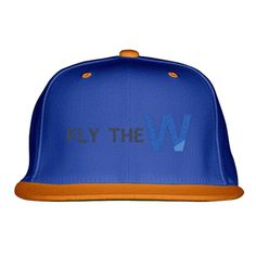 Fly The W - Cubs Playoff Embroidered Snapback Hat