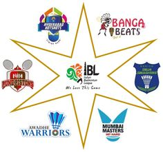 IBL 2013 Teams - Star Image.