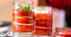 Watermelon, Vegetables, Fruit, Food, Dried Tomatoes, Essen, Vegetable Recipes, Meals, Eten