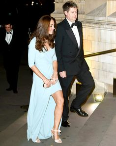Kate Middleton at the Wildlife Photographer of The Year Awards