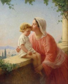 jesus and his mother relationship