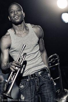Trombone Shorty nolaPIC.com