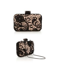 Coast Rivington Clutch- front and side view $100 http://www.zoanne.com/bags/coast-rivington-clutch/