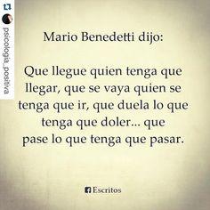 Mario Benedetti dijo...