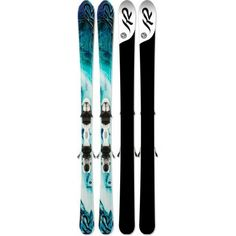 K2 SuperSmooth 72 Skis with Bindings - Women's - 2013/2014