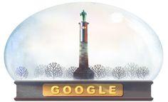 Serbia National Day 2014 [Национальный день Сербии] /This doodle was shown: 15.02.2014 /Countries, in which doodle was shown: Serbia