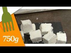 Technique de cuisine : préparer des guimauves - YouTube