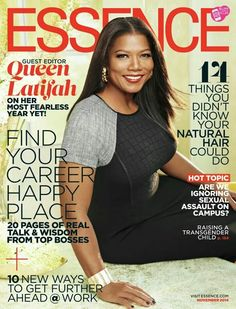 November 2014 Issue....Queen Latifah
