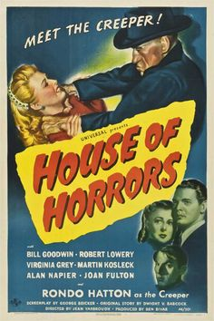 House Of Horrors.....1946