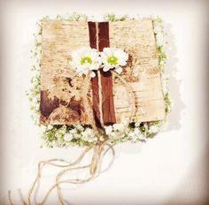 Wedding ring holder  Portafedi