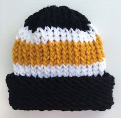 4408feb3433 Pittsburgh Steelers Hat Pittsburgh Penguins Hat New Orleans Saints Hat  Pittsburgh Pirates Hat Boston Bruins Hat Winter Hat Football Hat