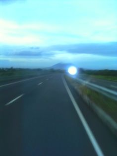 View of Arayat Mt. @ SCTEX