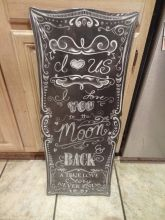 Signage Recycle Your Wedding, Where The Heart Is, True Love, Signage, Dream Wedding, Reception, Cheryl, Fonts, Moon