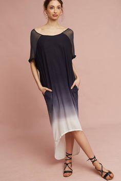 Ombre Dolman Dress | Anthropologie