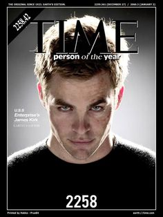 Time's Person of the Year 2258..................He he he!