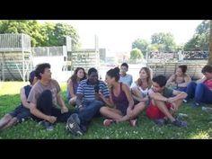 Roissy-En-Brie - Chantier International 2014 / Solidarité Jeunesse / Vir'Volt | Atouts Jeunes - YouTube