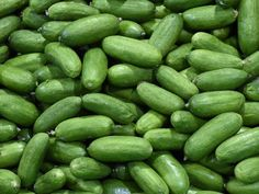 My question is how would we ever know if terrorists are responsible OR if it's just poor quality work... Officials: Texan dies after eating tainted cucumber - KYTX CBS19.tv - News, Weather, & Sports | Tyler-Longview http://www.cbs19.tv/story/29994402/official-texan-dies-after-eating-tainted-cucumber