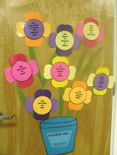 Current lesson is Beatitudes (include in Feb lesson) Bible Fun For Kids: Beatitudes