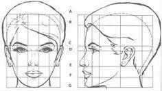 como aprender a dibujar rostros realistas a lapiz 1
