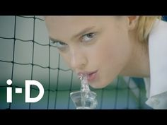 Tennis Lesson with Sigrid Agren - YouTube