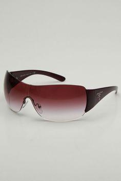 Prada Unisex Bari Sunglasses In Violet