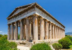 The Ancient Agora, located north of the Acropolis in Athens is often overshadowed by the Acropolis but for eight centuries was the primary meeting place of the city. It was at one time the heart of Athens and was the focal point of administrative, commercial, political and social activity.