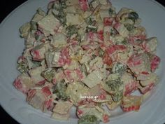 Potato Salad, Seafood, Recipies, Food And Drink, Cooking, Ethnic Recipes, Blog, Foods, Food