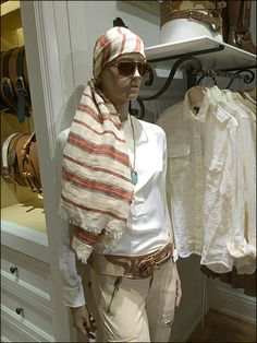 Polo Androgenous Scarf and Mannequin Retail Merchandising, Androgynous, Headgear, Bandana, Polo, Cosplay, Guys, Projects, Jackets