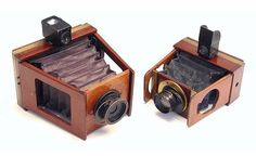 Antique Cameras: Shew Xit cameras, late 1890s to early 1900s