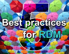 5 best practices for managing reference data
