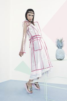 Combining performance sportswear and kitsch, creates a super chic and modern look,with a touch of lollypop. Soft Power, Kitsch, Pastels, Sportswear, Ss, Touch, Chic, Modern, Summer
