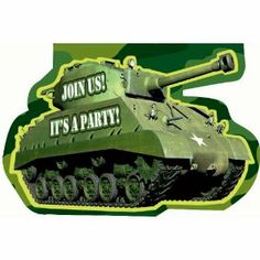 Camouflage Invite - 8/Pkg by AMSCAN. $4.90. Kids' Party Supplies. Army Camouflage. Army Camouflage brings your party a sense of mystery and adventure. These Army Camo Invitations are the best way to get the Army Camo ball rolling! Sprinkle some of the Army Camo Confetti that we offer in each envelope before sealing, so that it sprinkl