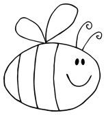 Bee Coloring Pages, Kids Printable Coloring Pages, Animal Coloring Pages, Colouring, Busy Bee Preschool, Preschool Arts And Crafts, Classroom Themes, Classroom Design, Kids Stamps