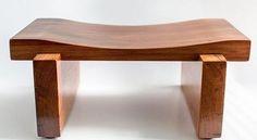Banco madeira maciça liso - Loja de Móveis de Madeira Maciça. Moveis Rusticos
