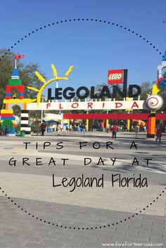 Your guide to visiting Legoland Florida.