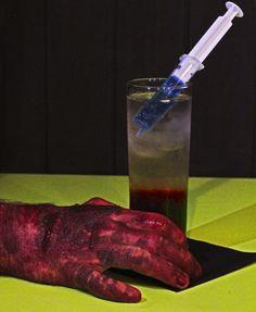 G and T Virus (Resident Evil Cocktail)