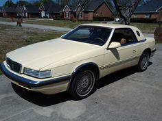 1991 Chrysler Tc By Maserati - Macon, GA #3010631372 Oncedriven