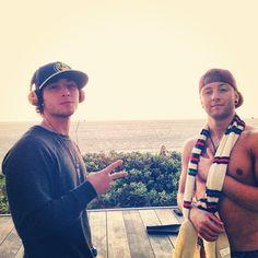 Wes & Drew