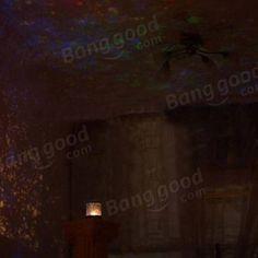 Amazing Sky Star Cosmos Laser Projector Lamp Night Light - US$10.65
