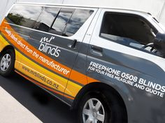Client's ultimate exposure on the road Visit us http://www.designation.co.nz/