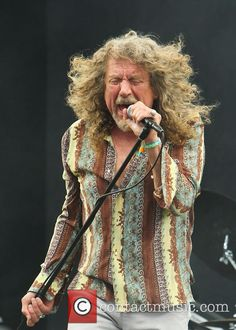 Robert Plant | Glastonbury Festival, 2014.