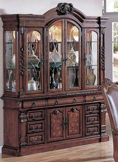 Arthur China Cabinet