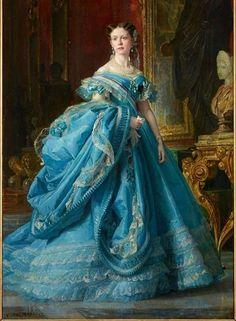 Isabel De Bourbon And Bourbon (1851-1931)
