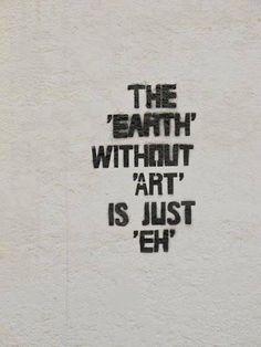Art and Earth