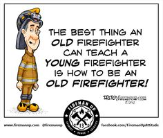 Old Firefighter Cartoon Art Print hand-printed graphics in Texas designed by Fire Medic Art Firefighter Paramedic, Firefighter Love, Firefighter Quotes, Volunteer Firefighter, Firefighter Decals, Firefighter Training, Firefighter Pictures, Fire Dept, Fire Department