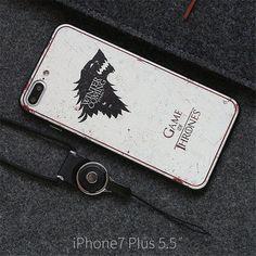 Game of Thrones Phone Case For IPhone 7, 7 Plus